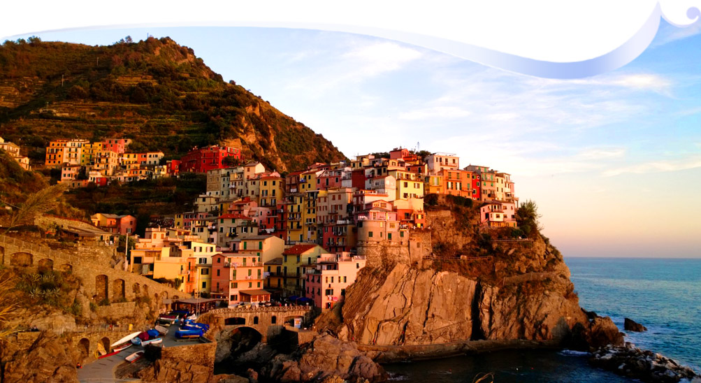 Cinque Terre and ligurian coast