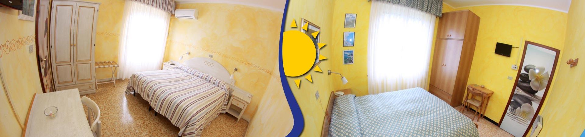 Hotel Ristorante Eva la Romantica con terrazza sul mare a Moneglia, Cinque Terre, Liguria