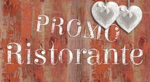 Promozione cena all'Hotel Ristorante Eva la Romantica